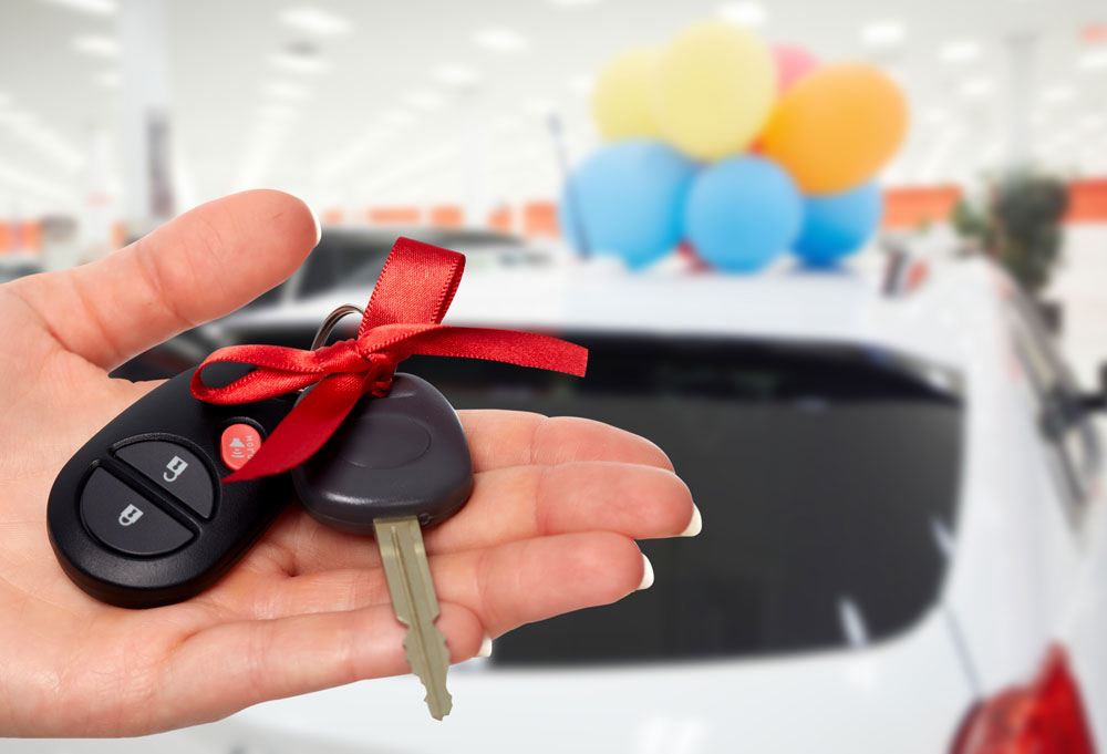 top tips when buying a new car