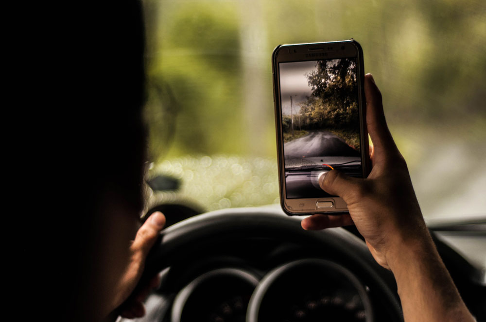 mobile driving laws